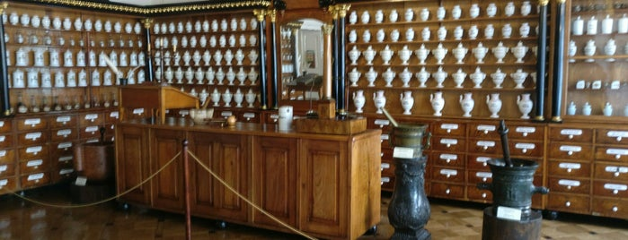 Muzeum Farmacji is one of Carl : понравившиеся места.