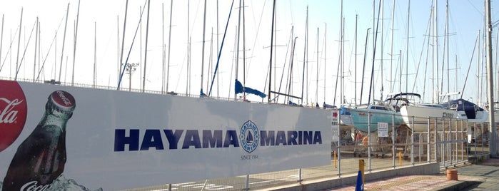 Hayama Marina is one of サイクリング大好き♥.