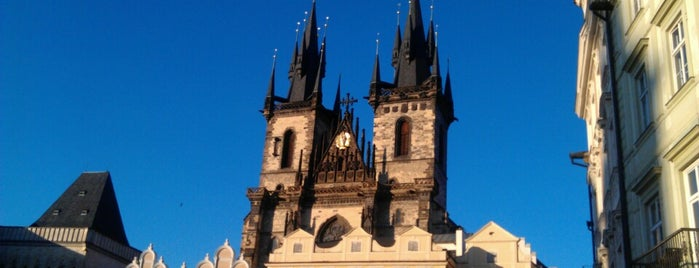 Ciudad Vieja is one of Prague Favs.