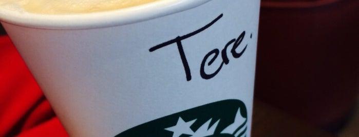 Starbucks is one of Tempat yang Disukai Odette.