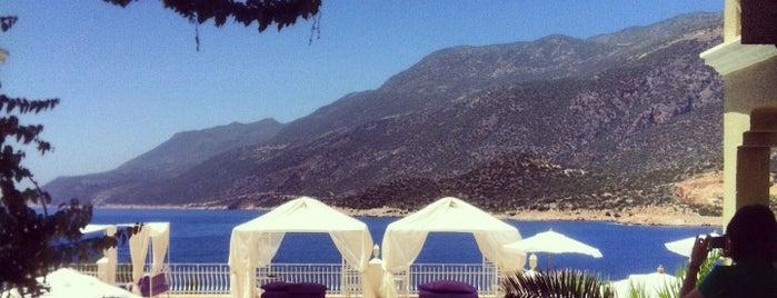 Lukka Hotel is one of Küçük ve Butik Oteller Türkiye.