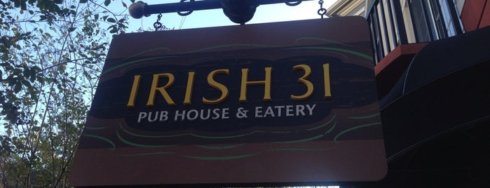 Irish 31 is one of yummy eats.