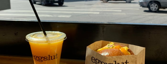 Eggslut is one of Los Angeles.