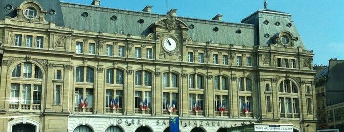 SNCF パリサンラザール駅 is one of Paris - best spots! - Peter's Fav's.