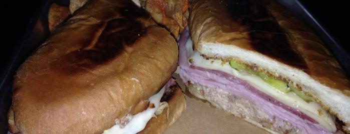 Little Bread Cuban Sandwich Co. is one of Orte, die Abbey gefallen.