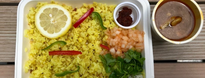 Lemon Rice Tokyo is one of TOKYO-TOYO-CURRY 4.