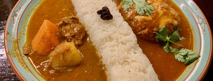 """Curry Bar & Mexican """"LATINO"""" is one of 2014年CURRY48選抜総選挙."""