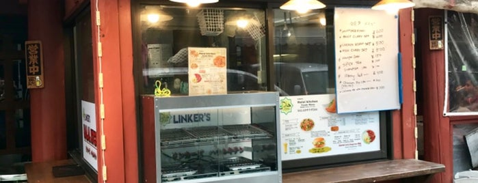 LINKER'S HALAL KITCHEN is one of TOKYO-TOYO-CURRY 4.