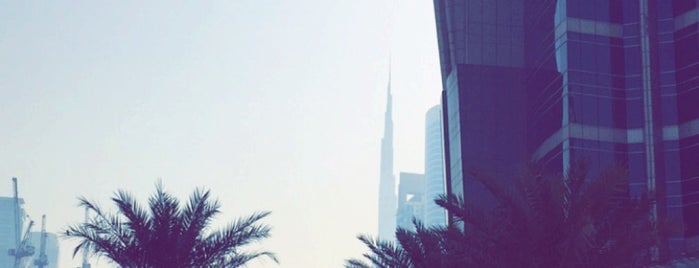 JW Marriott Marquis Hotel Dubai is one of Abdullahさんのお気に入りスポット.