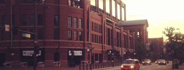 Coors Field is one of The Great American Road Trip.