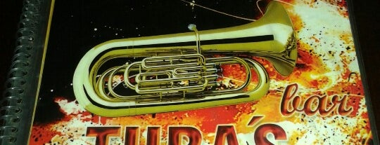 Tuba's Bar is one of Bares Rock em Curitiba.