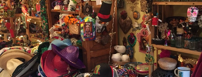 La Sirena Mexican Folk Art is one of Manhattan.