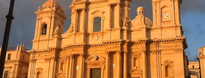 Cattedrale di Noto is one of South Italy.