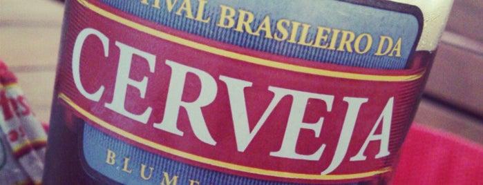 Festival Brasileiro da Cerveja is one of Orte, die Paty gefallen.