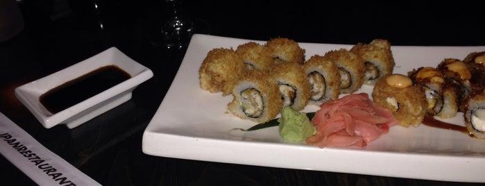 Jpan Sushi Restaurant is one of Byron 님이 좋아한 장소.