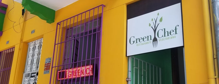 Green Chef is one of São Paulo.