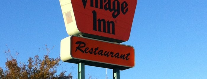 Village Inn is one of Restaurant.