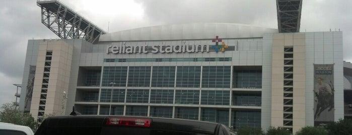 NRG Stadium is one of College Football Stadiums in Texas.