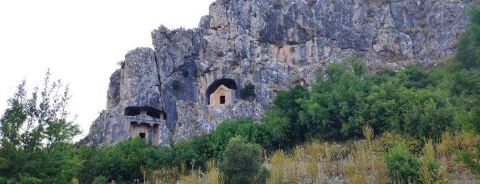 Thera Antik Kenti is one of muğla 14.