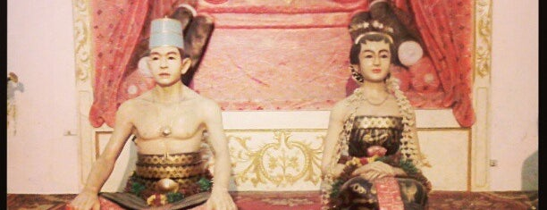 Keraton Surakarta Hadiningrat is one of Indonesia.