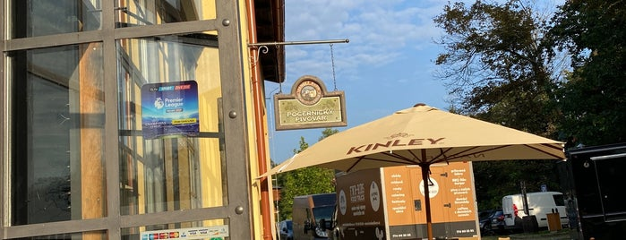 Počernický pivovar is one of สถานที่ที่ Ondrej ถูกใจ.