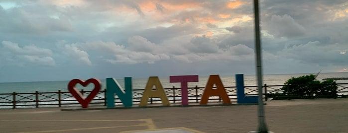 Natal is one of Cidades que conheço.
