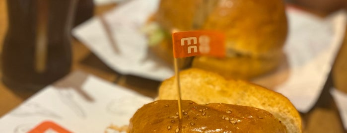 Mono Burger is one of Taksim Yemek-Kafe.