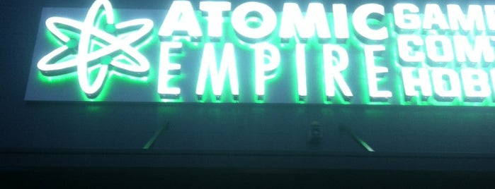 Atomic Empire is one of USA North Carolina.