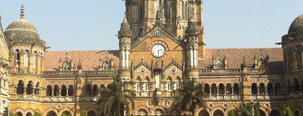 Chhatrapati Shivaji Maharaj Terminus is one of Across the World.