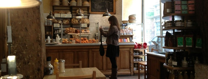 Le Pain Quotidien is one of Paris.