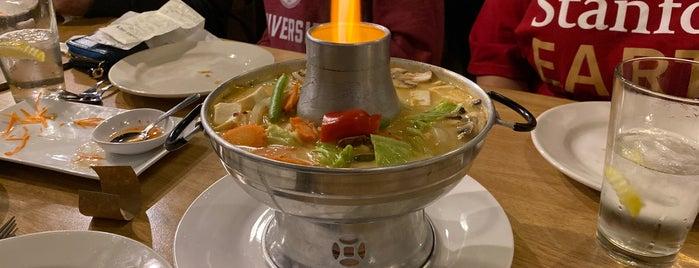 Thai E-San Kitchen is one of สถานที่ที่ Simon ถูกใจ.