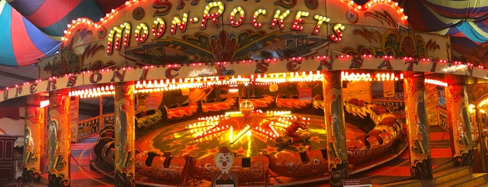 Dingles Fairground Museum is one of Simonさんのお気に入りスポット.