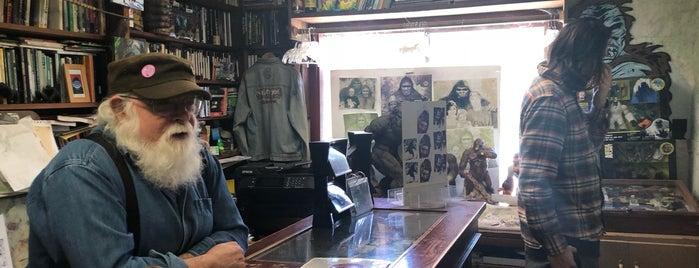 Bigfoot Discovery Museum is one of สถานที่ที่ Simon ถูกใจ.