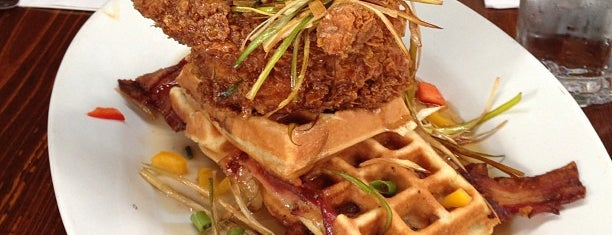 Hash House a Go Go is one of SD spots.