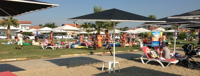 Ayaz Beach Club is one of Haluk 님이 저장한 장소.