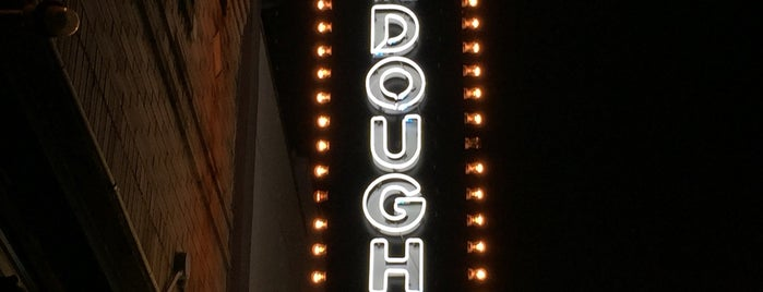 Gourdough's Public House is one of Austin Dessert Destinations.