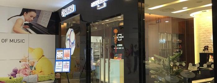 Yamaha Music School @ Djitsun Mall is one of Victor 님이 좋아한 장소.