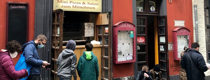 Pizzeria Pinocchio is one of cologne.