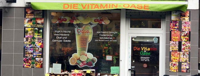Die Vitamin-Oase is one of To do.
