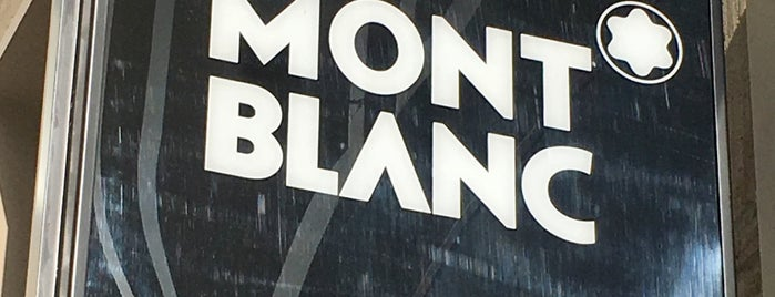 Montblanc Boutique is one of Best of Cologne (Köln).