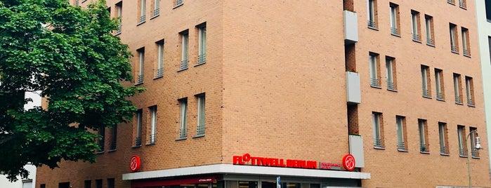 Flottwell Berlin is one of Berlin.
