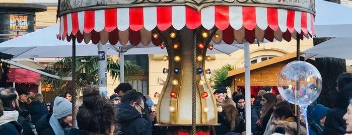 Nikolausmarkt is one of Saisongeschäfte.