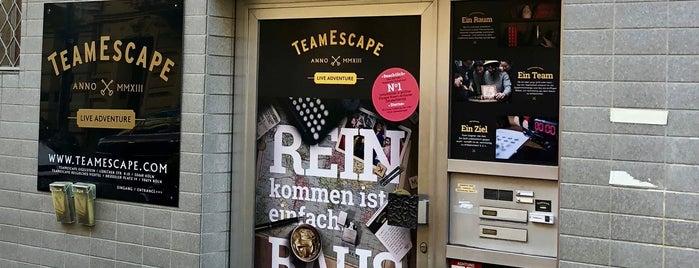 TeamEscape is one of Köln.