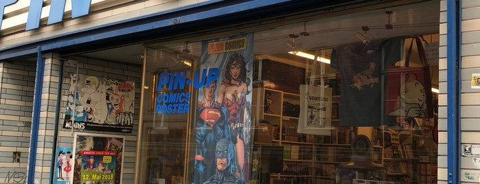 PIN-UP Comics & Mehr is one of Köln.