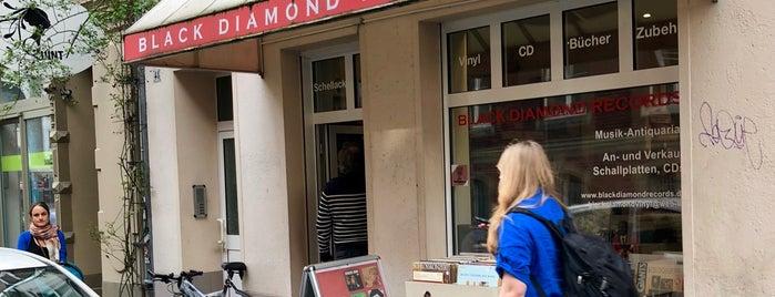 Black Diamond Records is one of Köln.