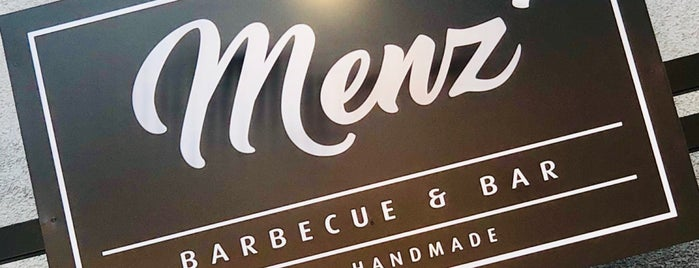 Menz Burger is one of Lugares favoritos de Carsten.