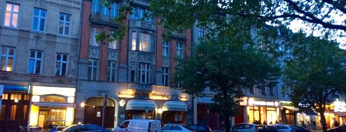 Potsdamer Straße is one of Berlin.