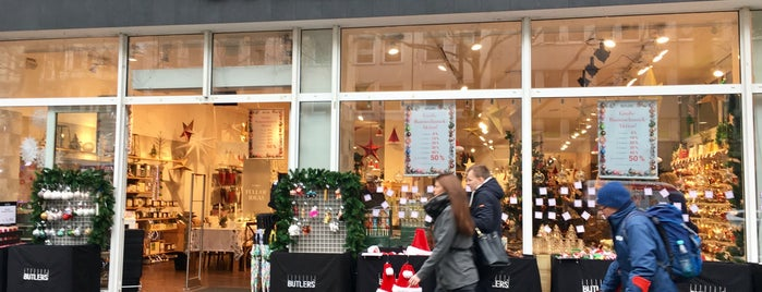BUTLERS is one of Shopping in Cologne.