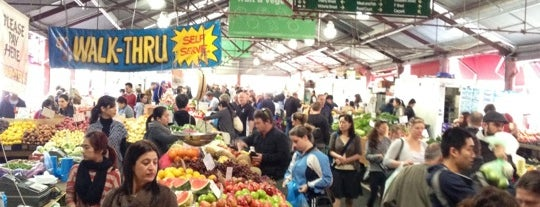 Queen Victoria Market is one of Markets.