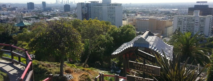 Yamashiro Hollywood is one of Historic Route 66.